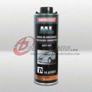 Spray for the preservation of closed profiles bodies ML 1.00 l