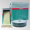 Polyurethane tape door 13mm x 20 m