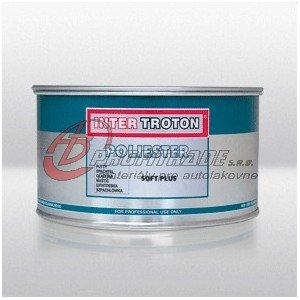 Soft putty InterTroton Plus 1.80 kg