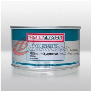 InterTroton Putty Aluminium 0.40 kg
